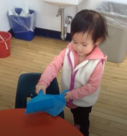 practical life montessori toddler