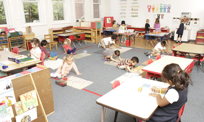 Montessori School NJ